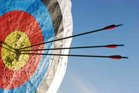 Fallowfields Archery - Two Hour Introduction Session - Save 80%