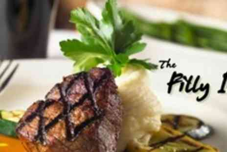 The Filly Inn - Three Course La Carte British Fare For Four - Save 59%