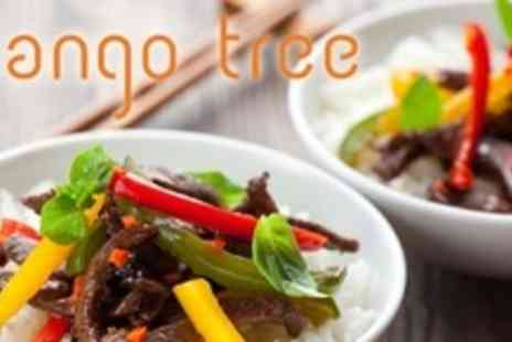 Mango Tree - Five Course Thai Taster Menu For Two - Save 62%