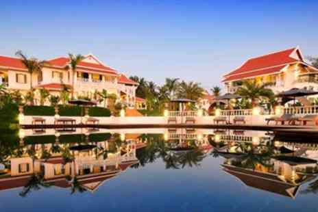 The Luang Say Residence -Three Night Luxury World Heritage Stay - Save 43%
