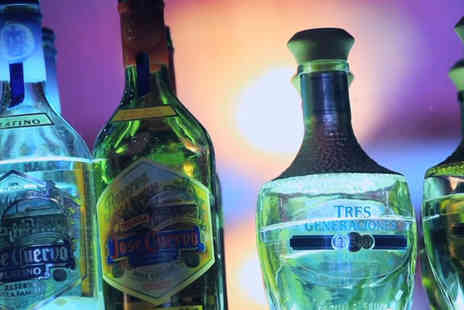 Drinking Classes - 90min Tequila tasting class - Save 63%