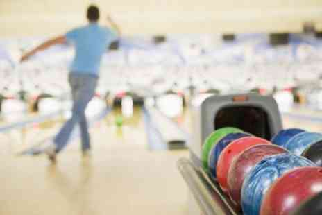Namco Station Tamworth - Ten Pin Bowling Two Games For Four - Save 79%
