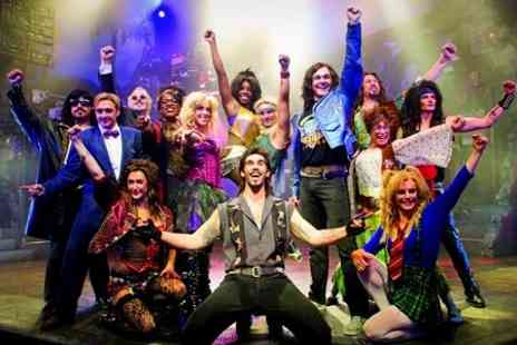 Rock of Ages at Garrick Theatre - Musical Ticket - Save 51%