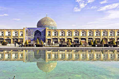 Lupine Travel - Eight day tour of Iran including internal flights & tours - Save 28%