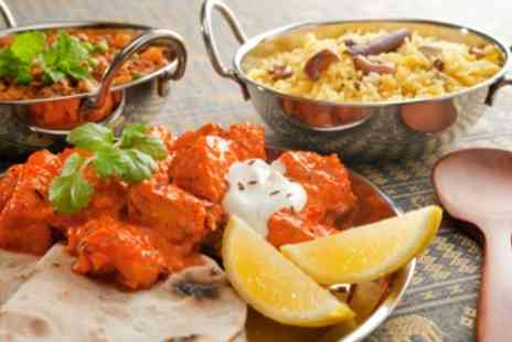 Bombay Palace - Indian Fare For Two - Save 61%