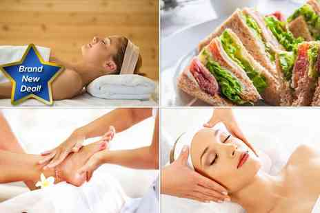 All Your Life - Luxurious spa package for one person including up to four treatments - Save 85%