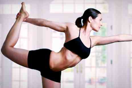 Fitness on Fire - Ten Hot Yoga Classes - Save 52%