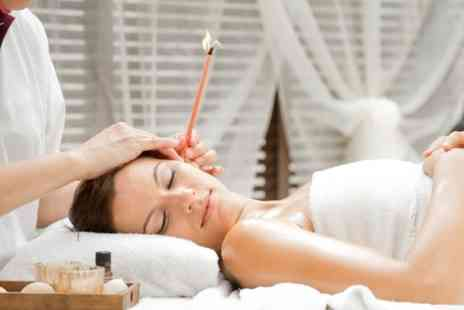Sunset Boulevard - Hopi ear candle treatment or Indian head massage - Save 50%