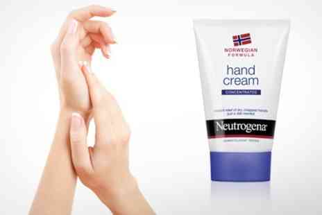 ebeez.co.uk - Neutrogena Hand Cream - Save 30%