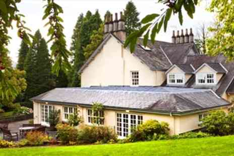 Briery Wood Country House Hotel - Lake District Break with 3 Course Dinner - Save 45%