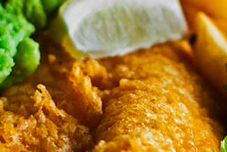 The Windsor Hotel - Fish and Hand Cut Chips for Two - Save 53%
