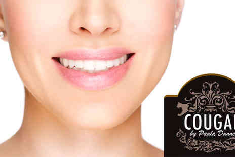 Cougar - Teeth Whitening Deluxe Kit - Save 75%