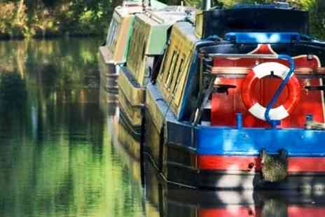 Starline Narrowboats - Full Day Hire For Up to Ten People - Save 18%