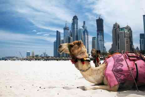 Crystal Travel - United Arab Emirates Five Night Stay With Flights and Excursions For Two - Save 45%