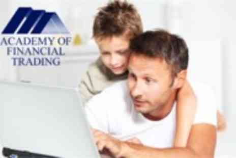 Academy of Financial Trading - Award Winning Live Online Trading Course - Save 95%