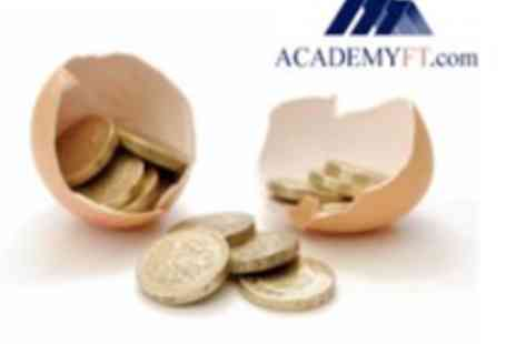 Academy of Financial Trading - Award Winning Online Financial Trading Course - Save 50%
