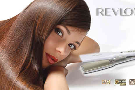 Stock 2 Retail - Revlon Straightener White Dream - Save 70%