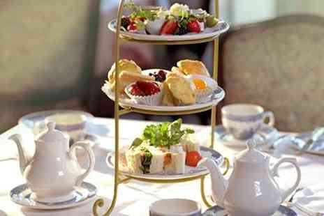 The Jolly Sailor - Afternoon Tea For Two - Save 40%