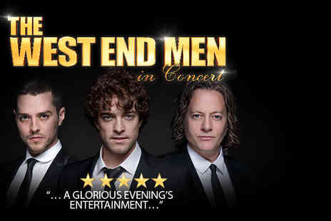 Vaudeville Theatre - Stalls ticket to The West End Men - Save 43%