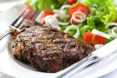 The Windsor Hotel - Sirloin Steak Meal For Two - Save 67%