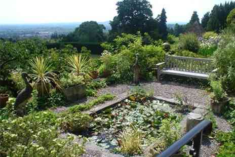 Milton Lodge Gardens - Entry For Two to Gardens - Save 50%
