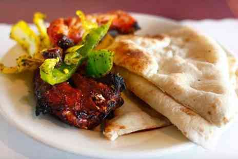 Swatlands Restaurant - Indian Meal With Sides For Two - Save 51%