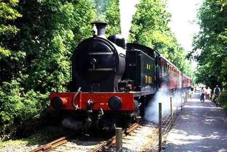 Avon Valley Railway - Tickets For Two Adults - Save 50%