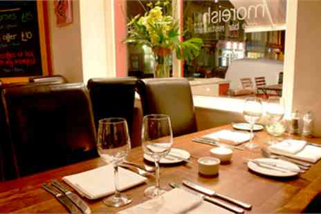 Moreish -Two to enjoy a seven course dining experience - Save 62%