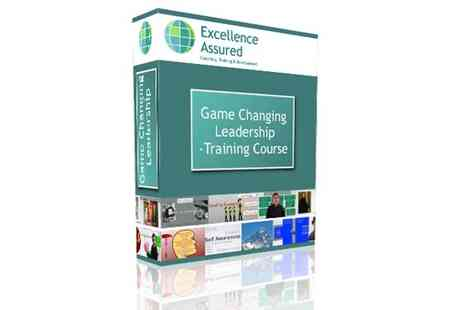 Excellence Assurance - Game Changing Leadership Training Course - Save 90%
