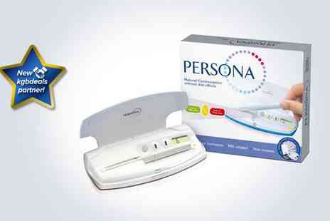 M&B Bargains - Persona natural contraception monitor - Save 57%