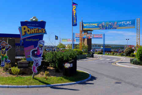 Pontins - Two night self catered break for 4 - Save 68%