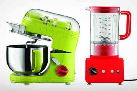Mahahome.com - Bodum Mixer With Free Delivery - Save 31%