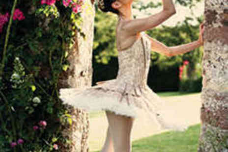 Ston Easton Park Hotel - Spectacular Ballet Performance from Covent Garden Ballet - Save 52%