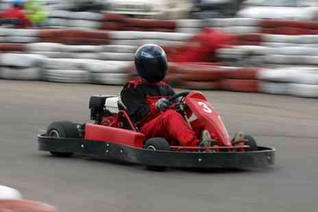 Adventure001 - 1 to 2 Hour Go Karting Experience - Save 38%