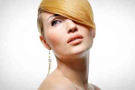 Exquisite Hair and Beauty Salon - Half Head of Highlights With Cut and Blow Dry - Save 74%