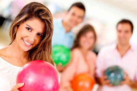 The Bromborough Bowl - One game of bowling for up to six people - Save 59%