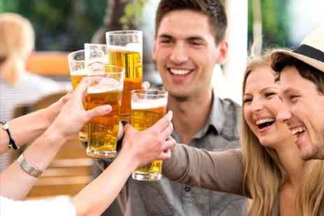 The Swan Hotel - Beer and Cider Festival Day Ticket For Two - Save 53%