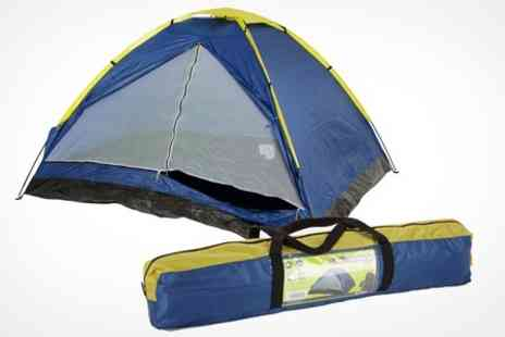 Mahahome.com - Summit Blue Stone Trail Dome Tent - Save 50%