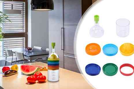 E ville - An 8 in 1 kitchen tool - Save 50%