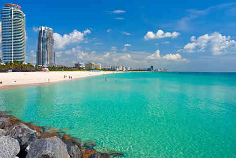 ClearSky Holidays - 5 Night 5star Miami break including flights - Save 25%