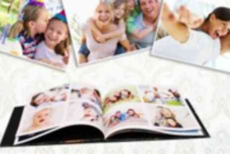 u Photo Books - Personalised A4 Landscape Hardcover Photo Book - Save 73%