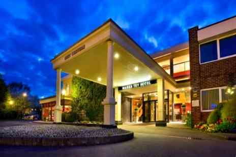 Best Western Marks Tey - One Night 4 star Stay For Two - Save 58%