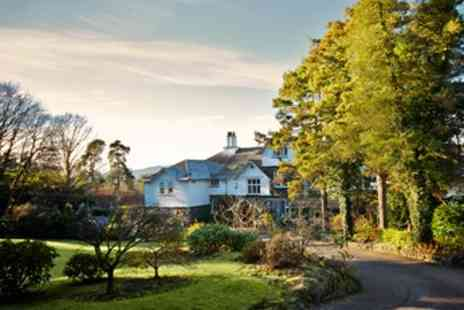 Fayrer Garden House Hotel - Lake District Escape with Meals & Prosecco Cream Tea - Save 36%