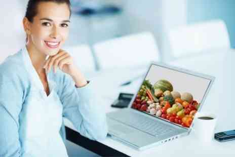 The Fitness Training Company - Online Nutritionist Course - Save 83%