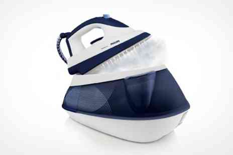 Mahahome.com - Philips Pressurised Steam Generator Iron With Free Delivery - Save 57%