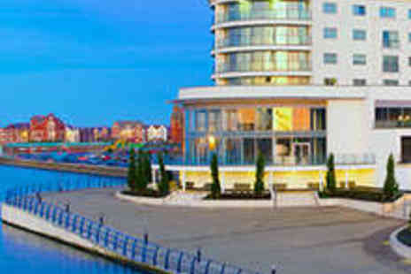 Ramada Plaza Southport - Overnight Stay for Two Adults and Two Children - Save 50%