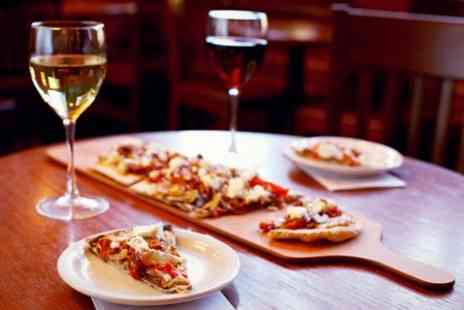 Little Sicily - Pizza Plus Wine or Beer For Two - Save 60%