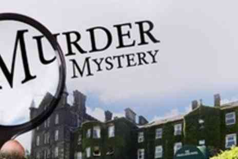 The Craiglands Hotel - Murder Mystery Evening With Three Course Meal, Wine and Canapes - Save 51%