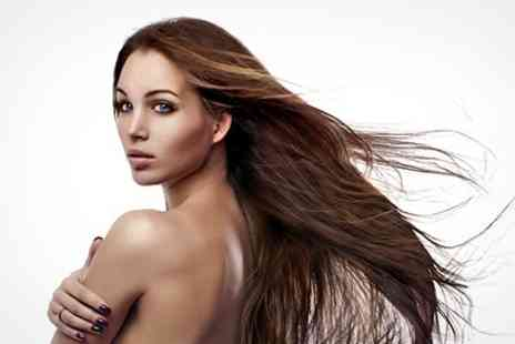 Pure Hair and Beauty - Restyle and Blow Dry With Conditioning - Save 64%