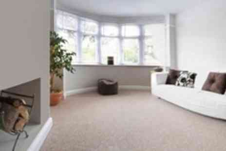 Zest Property Solutions - Carpet Cleaning in Up to Four Rooms - Save 58%